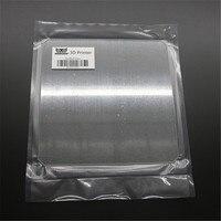 3D Printer DIY Reprap MK Heated Bed Borosilicate Glass 214 214 3 Mm Steel