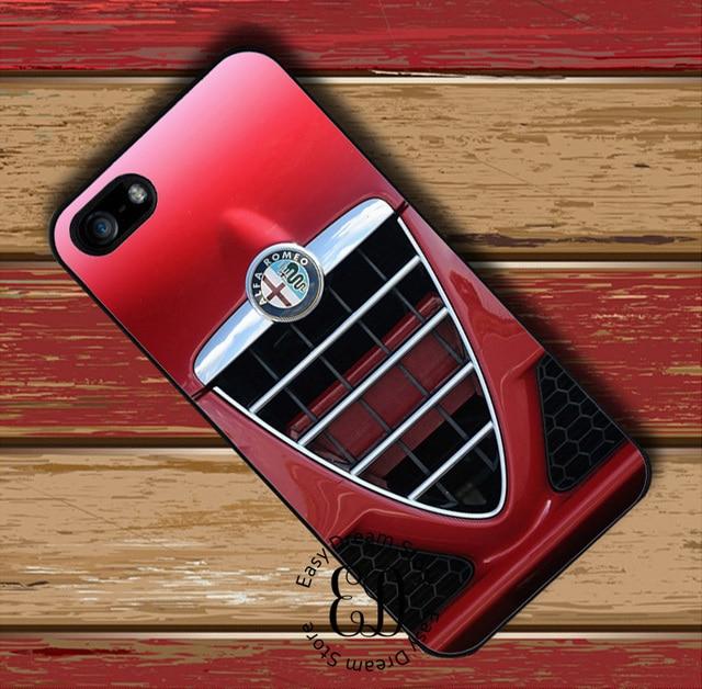 custodia iphone 7 alfa romeo