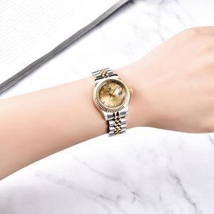 Image 5 - Camiseta nueva de marca, reloj de diseño PAGANI para mujer, de cuarzo, informal, resistente al agua, de lujo, femenino