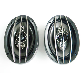 Powerful Quality 6 X 9 inch Car Audio Coaxial Speaker  Music  Stereo 1200watts 4 ohm Louder Acoustic Speakers Free shipping