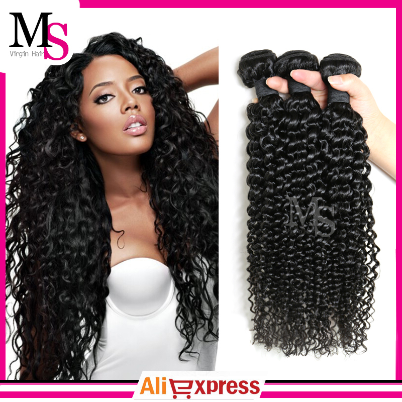 Peruvian Deep Wave 3bundles Curly Weave Human Hair Extensions Best
