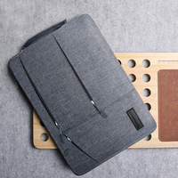 Creative Design Laptop Sleeve Pouch For ASUS N450 N550 Notebook Tablet Case Cover High Capacity Bags
