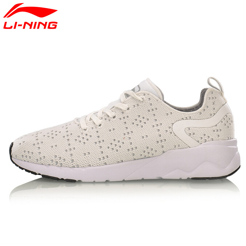 Li-Ning Womens Heather Lifestyle Shoes MONO YARN Breathable Leisure Sneakers LiNing Sports Shoes AGCM076 YXB074Li-Ning Womens Heather Lifestyle Shoes MONO YARN Breathable Leisure Sneakers LiNing Sports Shoes AGCM076 YXB074