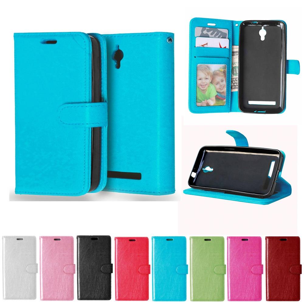 outlet store a775c 43f0c Flip Case for Asus Z007 Zenfone C ZC451CG ZC ZC451 451 451CG CG 4.5