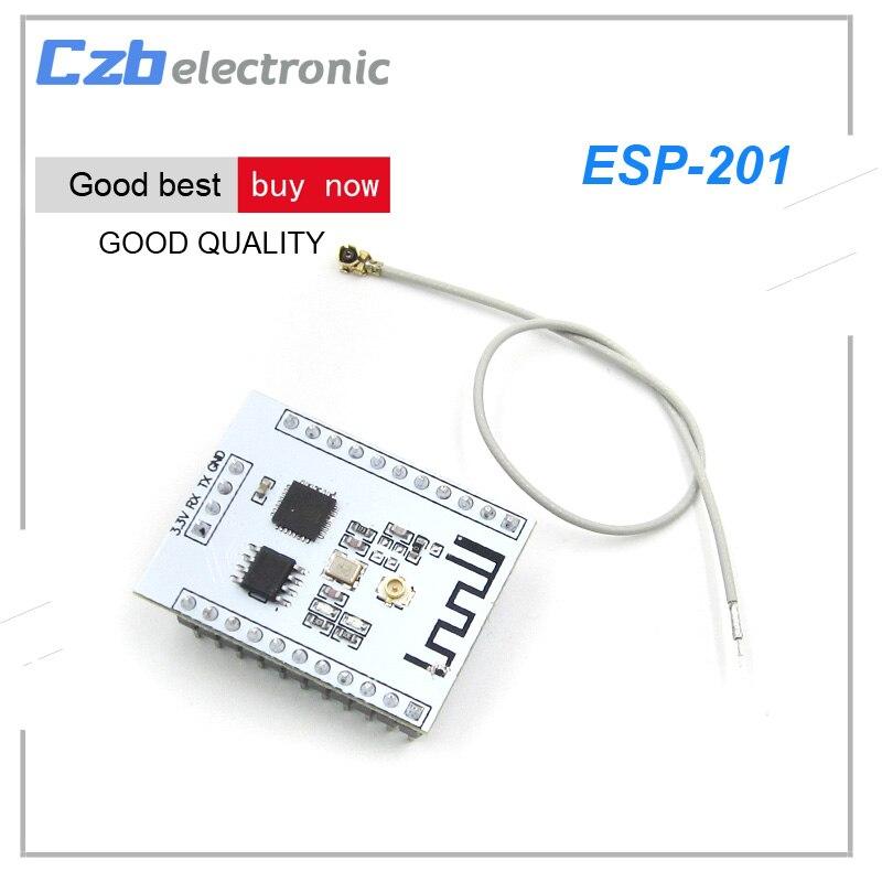 Unterhaltungselektronik Gewissenhaft Esp8266 Serien Wifi Industrielle Stabile Version Ein Test Board Io Führt Esp-201 Ipx Antenne Heimautomatisierungs-sets