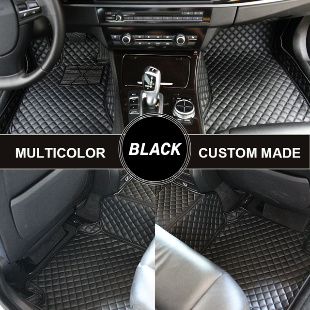 SCOTABC Custom Car Floor Mats For Audi A A B Avant A Sportback - Audi car mats