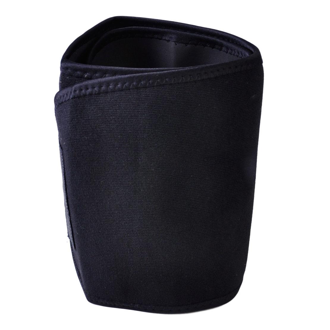 Black waist tummy trimmer slimming weight loss belt 1