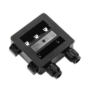 Image 4 - 1 pezzi IP65 Impermeabile Solar Junction Box di Collegamento per il Pannello Solare 50 W 100 W