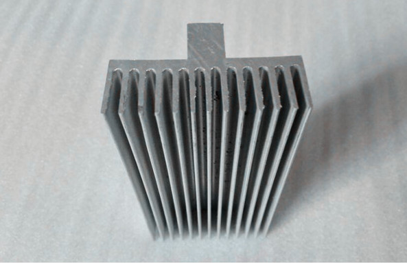 Fast Free Ship Dense tooth Radiator width 50MM,height 30MM,length 150MM custom heat sink 50*30*150mm Pure aluminium heat sink