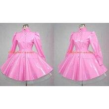 vestido Cosplay Lolita Pvc