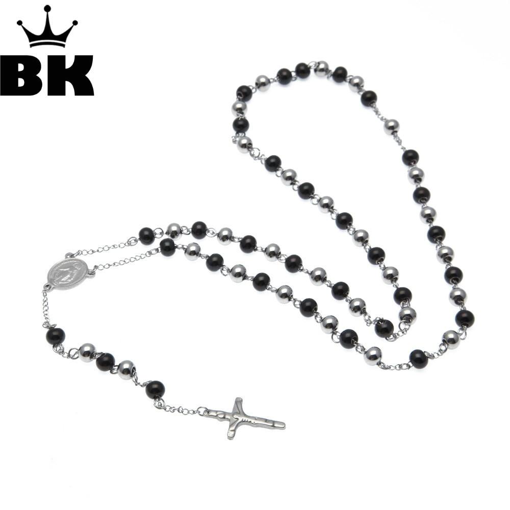 Aliexpress.com : Buy NEW Catholic Saint Virgin Mary Rosary