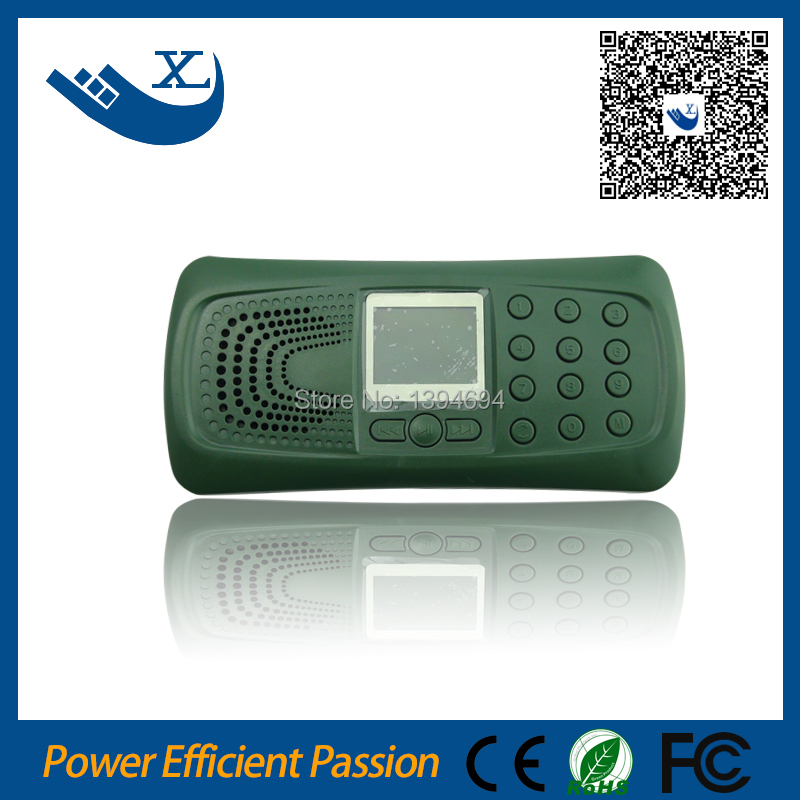 remote control MP3 speaker duck call bird calling device 2 receivers 60 buzzers wireless restaurant buzzer caller table call calling button waiter pager system