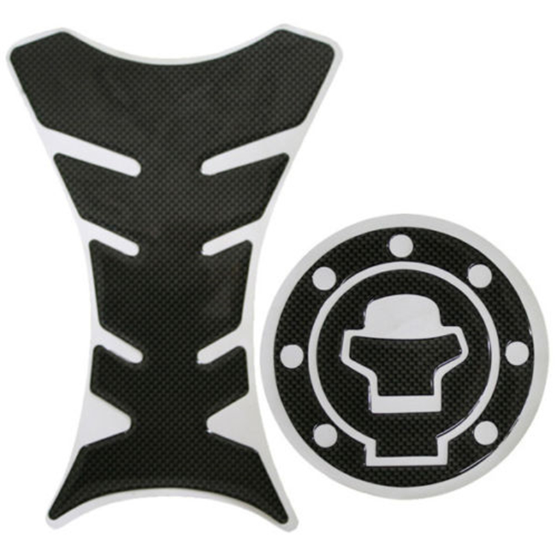 For Suzuki SV650/SV650S 1999-2002 20 01 Fuel Tank Cap Protector Sticker Decal Motorcycle Accessories