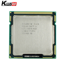 Intel Core i5 650 Processor 3.2 GHz Dual-Core 4MB Cache Socket LGA1156 Desktop CPU