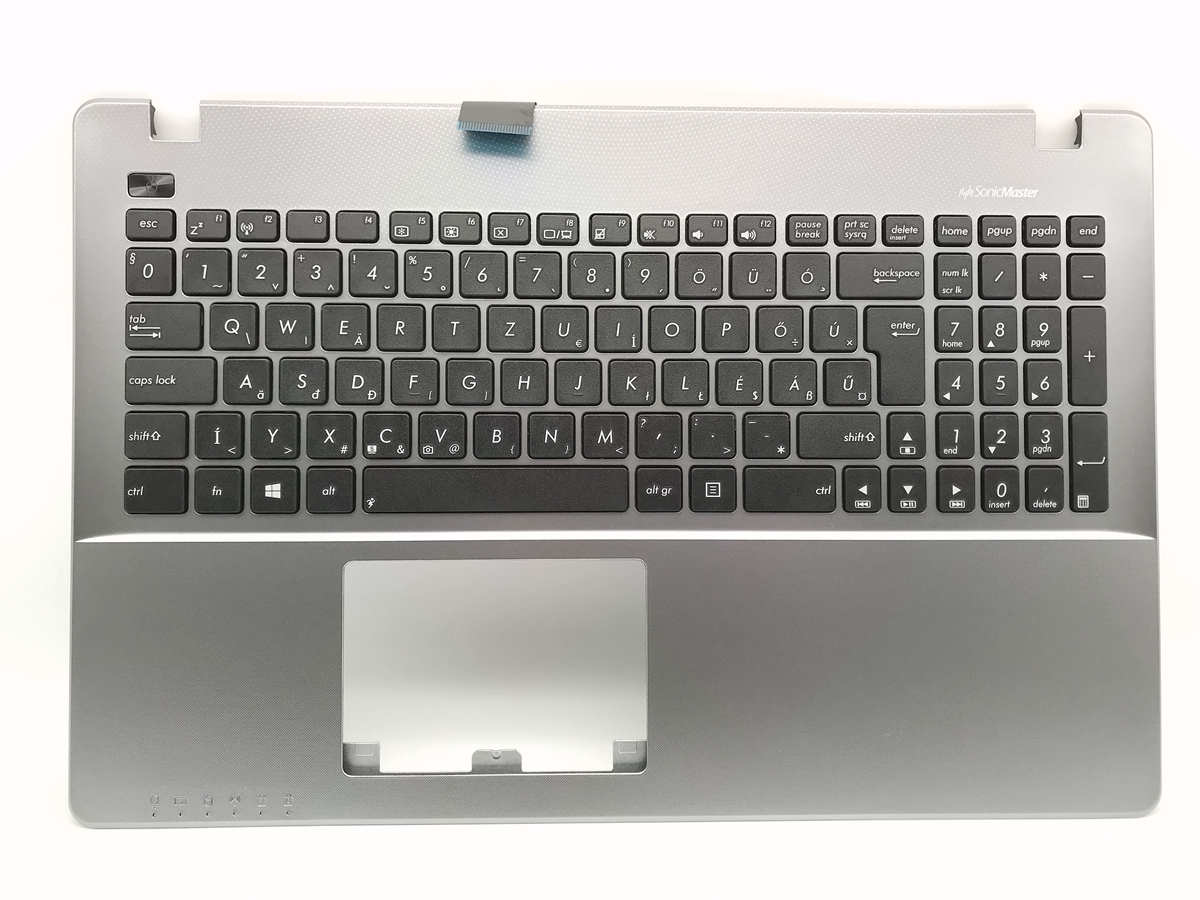 New HU HG Magyar Hungarian Billentyuzet for ASUS X552C X552CL X552E X552EA X552EP Keyboard Topcase with