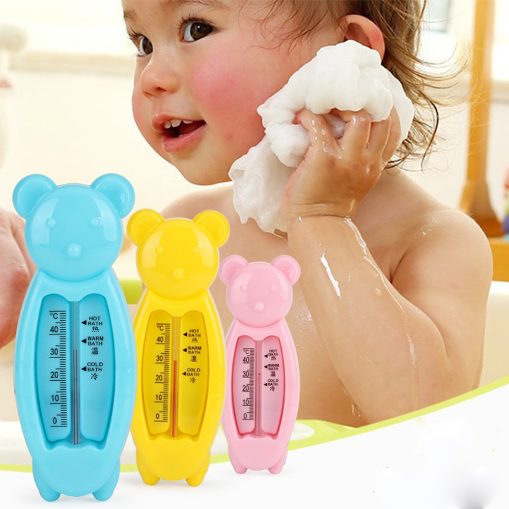 Children Infant Bath Tub Water Temperature Tester Toy Lovely Fish Thermometer