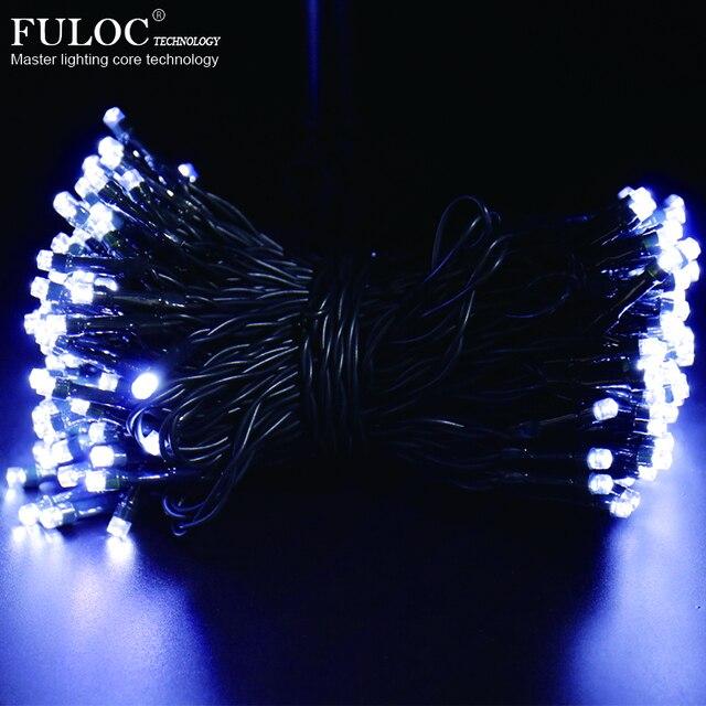 22M Solar Lamp Fairy String Lights Solar Power Outdoor Lighting 8 Modes Waterproof For Garden Light LED Light String
