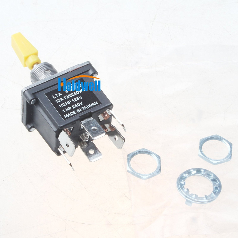 Holdwell Micro Switches Toggle Switch 8906K474 for Cutler Hammer eaton cutler hammer westinghouse ehd2090 c h circuit breakers
