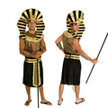 Halloween Cosplay Costume Adult Egyptian Pharaoh Clothes Masquerade Costumes Prince of Egypt Dress Up Halloween Party Decor