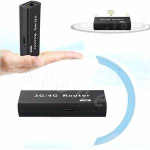 150 Mbps USB Wireless Router Mini Portable 3G/4G WiFi Wlan Hotspot AP Client