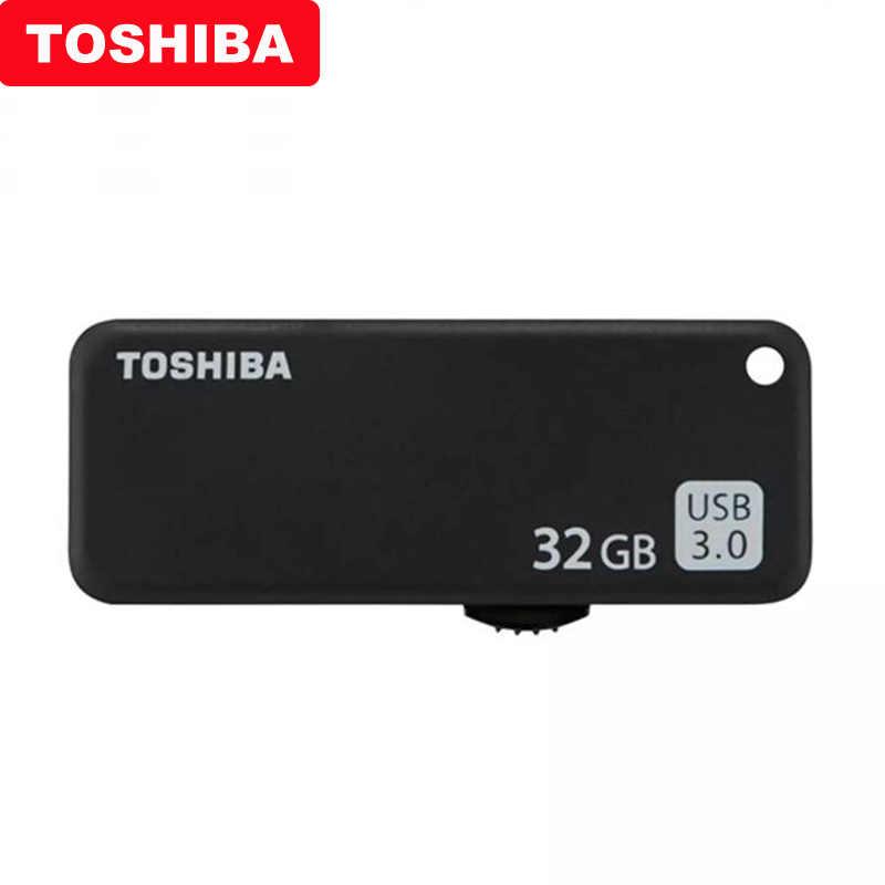 НОВЫЙ Toshiba USB3.0 диск U365 до 150 МБ/с. USB флэш-накопители модные флеш-накопитель 32 Гб 64 Гб 128 ГБ 256 высокое Скорость флеш-накопитель