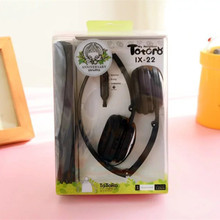 My Neighbor Totoro – Wired StereoHeadphone with Mic