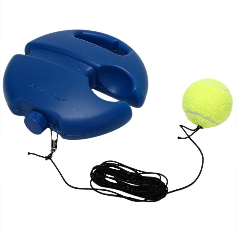 Hot Sale Tennis Training Primaire Tool Oefening Tennisbal Zelfstudie Rebound Bal Tennisbal Zelfstudie Rebound Bal Tennis Trainer