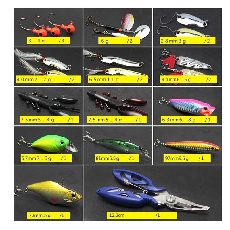 101 kpl erittäin arvokasta kalastusmahdollisuussarjan - Kalastus - Valokuva 5