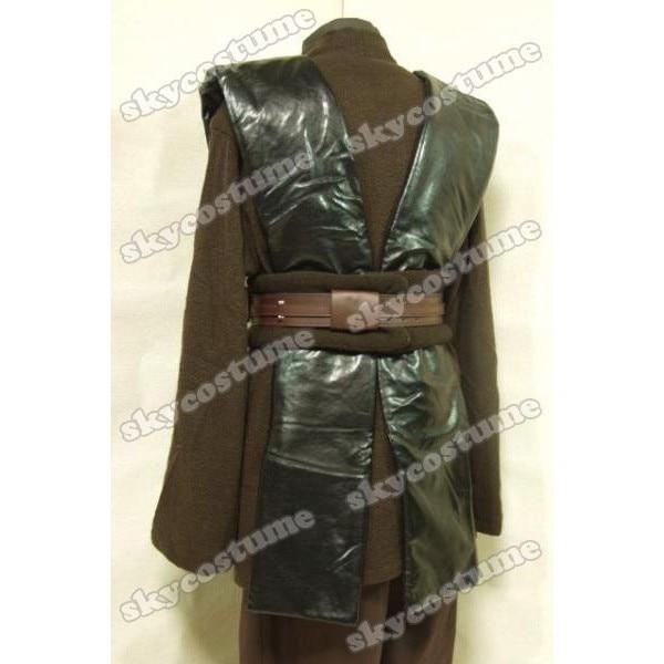 Star Wars Anakin Skywalker Cosplay Disfraz Hot Movie Cloak Robe - Disfraces - foto 2