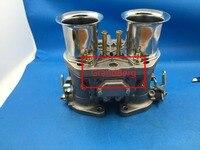 Новый weber/модель DELLORTO 44IDF карбюратор carby с воздушным рогом для гоночного автомобиля жук/VW/Fiat/Porsche replece карбюратор weber