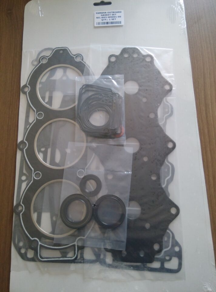 HEAD COVER GASKET Cylinder for Yamaha Outboard 60HP 70HP C 60 70 6H3-11193-00 A1