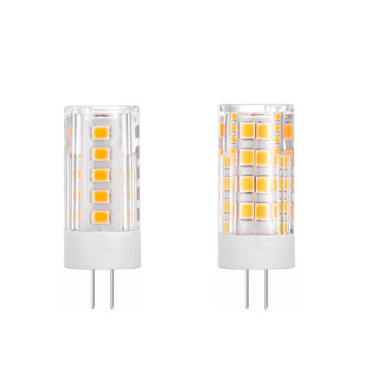 G4 LED הנורה 12 V AC/DC 220 V 5 W 7 W 9 W 12 W Lampada Lampara LED G4 G9 E14 מנורת 220 V 360 קרן זווית 2835SMD להחליף מנורת הלוגן