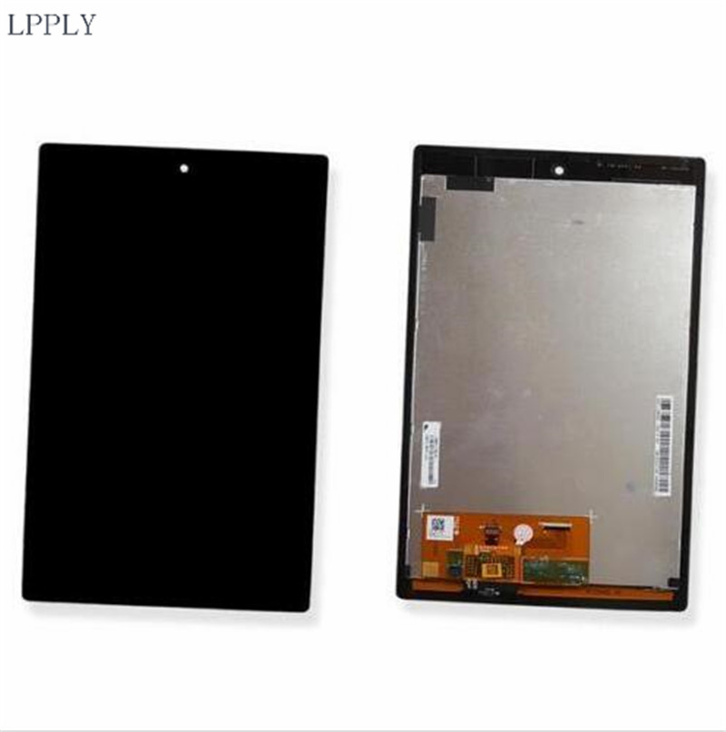 LPPLY 8-inch LCD assembly For Amazon Kindle Fire HD 8 HD8 LCD Display Touch Screen Digitizer Glass Free Shipping lcd display touch screen assembly with frame replacement for amazon 2012 kindle fire hd 7 hd7 black free shipping