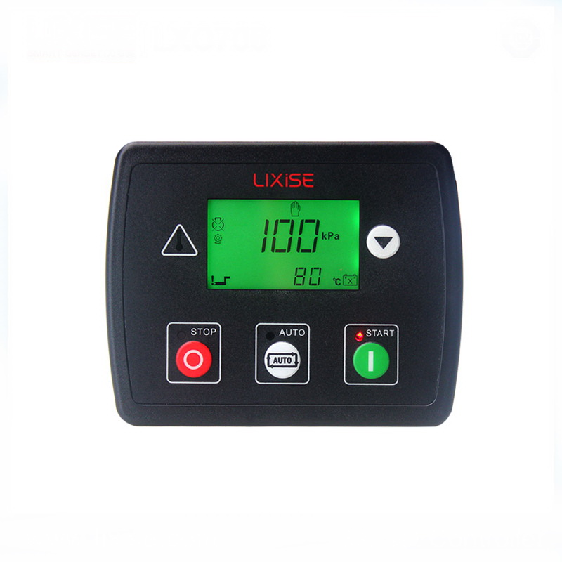 LXC706 LIXiSE Completely replaced dse3210 dse702 power generator control unit oringal free express shipping