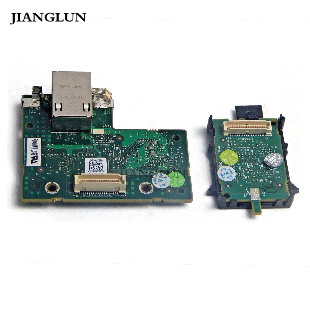 JIANGLUN For Dell IDRAC6 Express + Enterprise J675T For Y383M R510 R515 R610 R710