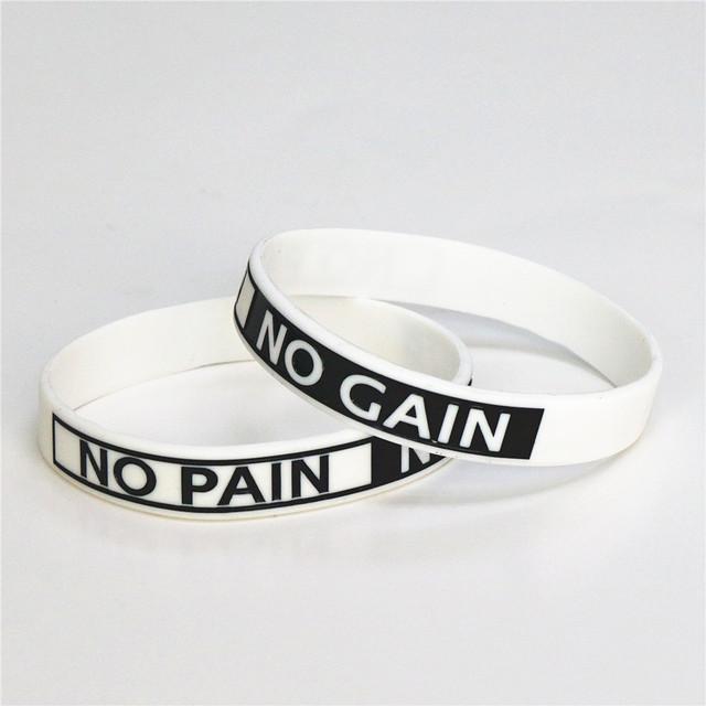 Silicone Motivation Wristband