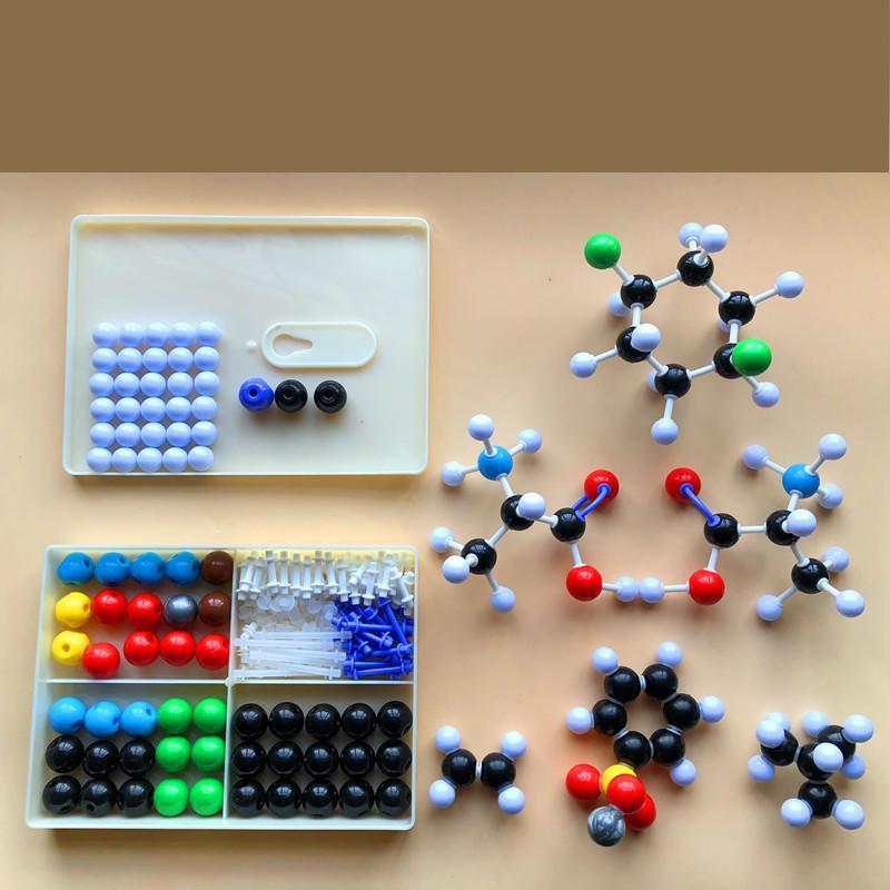 Teaching Resources Honig Zx-1032a Molekulare Struktur Modell Chemische Bälle Proportional Organische Atom Molekulare Modelle Chemie