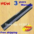 7800mAh Laptop battery for asus K52 K52D K52DE K52DR K52F K52J K52JB K52JC K52JE K52JK K52JR K52N K62 K62F K62J K62JR