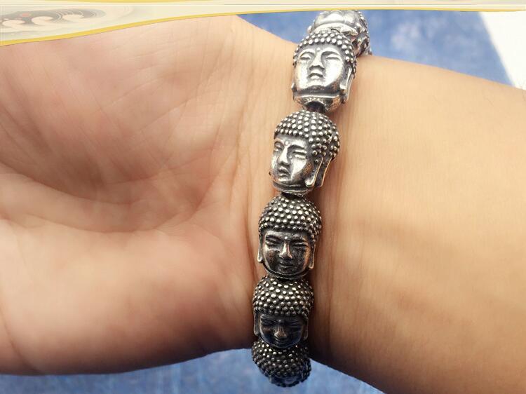 990-silver-buddha-beads-bracelet001d