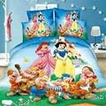 Белоснежка  Комплект постельного белья  однослойное покрывало  красивое покрывало Принцессы Диснея для девочек  одеяло  мультяшное сказочн...