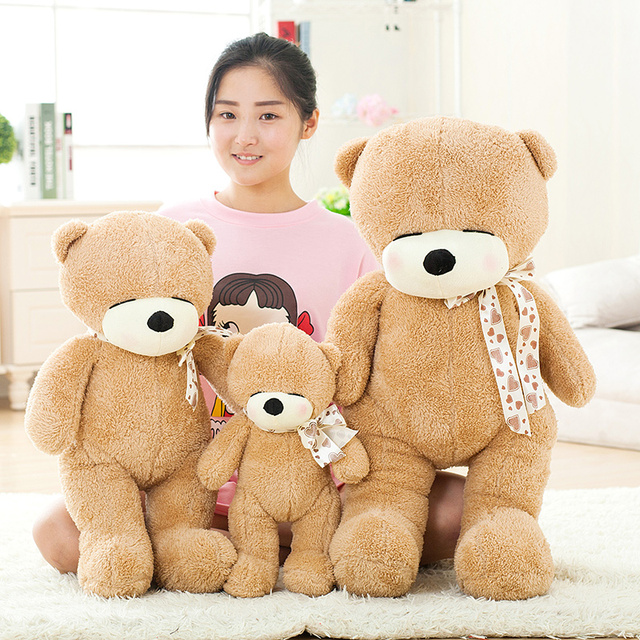 60cm Teddy Bear with Scarves – Stuffed Animals