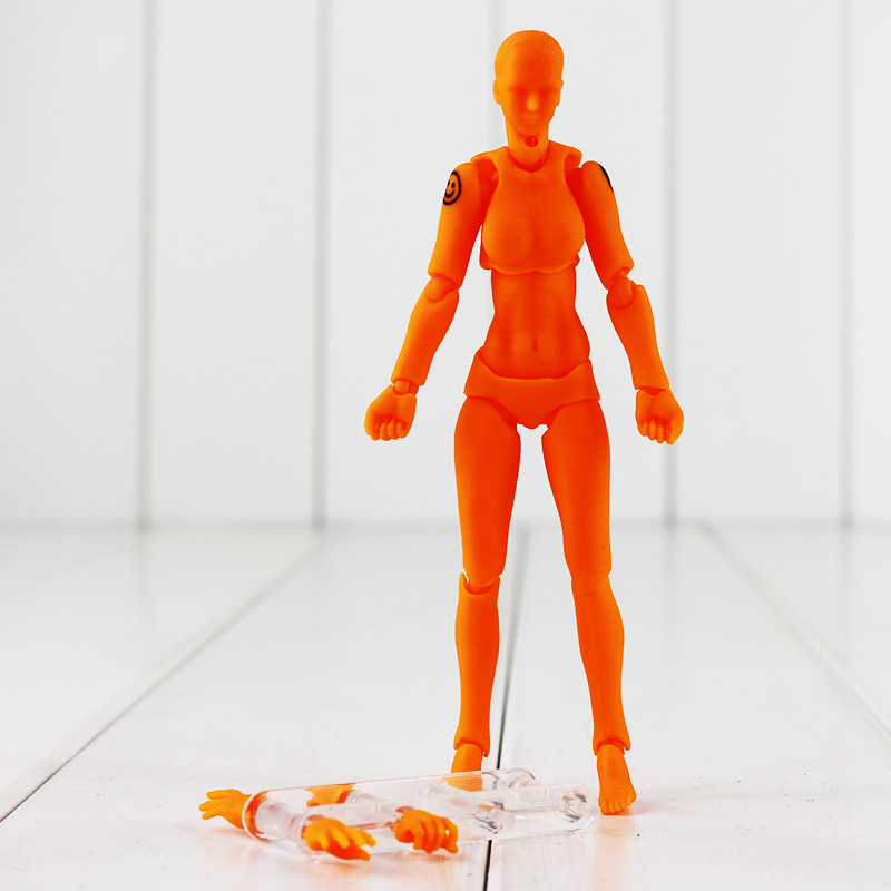 12 cm figma urform action figure körper nächsten er sie männlich ...