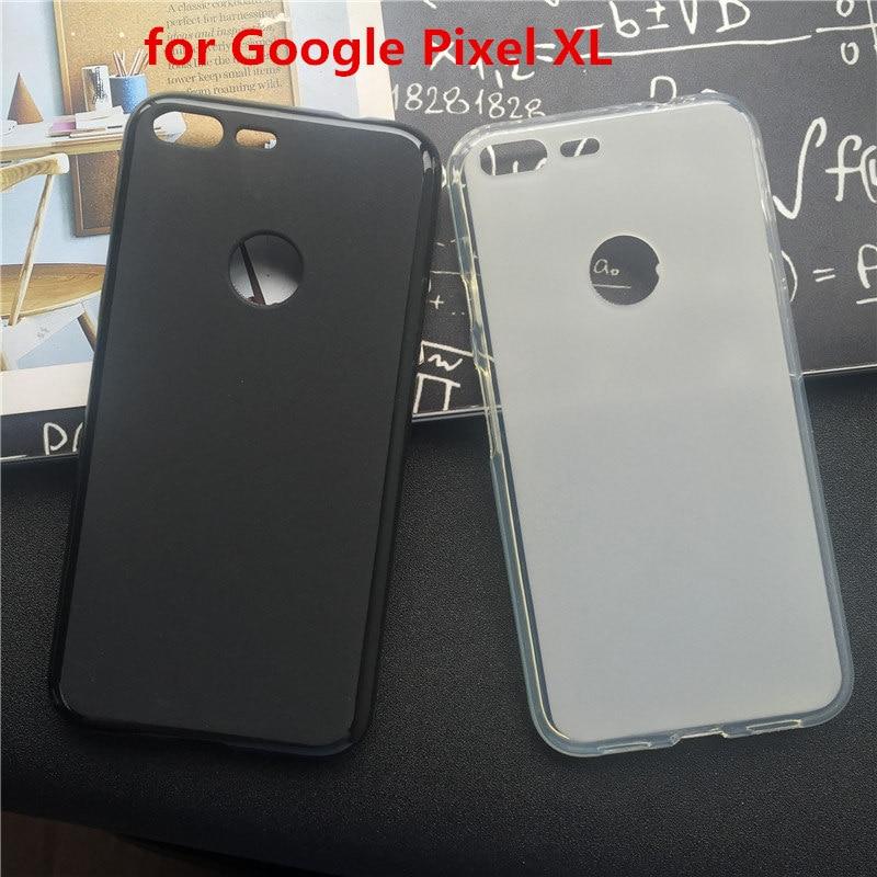Case For Google Pixel XL Cover Fundas Para Soft Silicone Phone Cases For Google Pixel XL Protect Plain Back Coque Shell