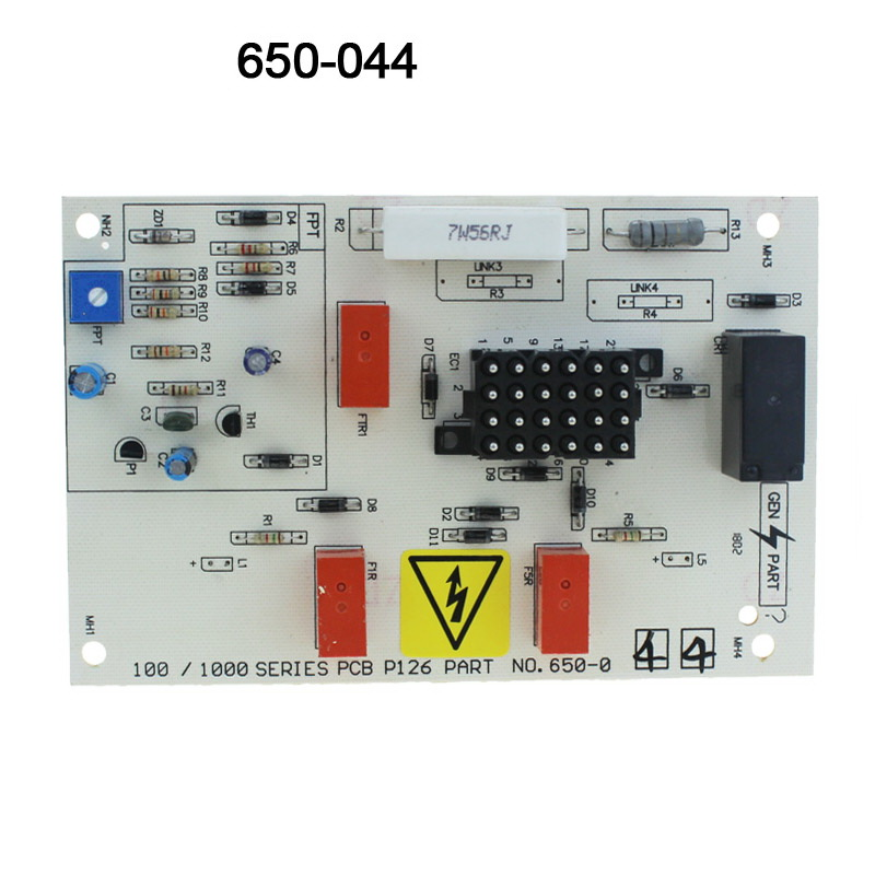 650-044 12V fg wilson pcb circuit board panel цена