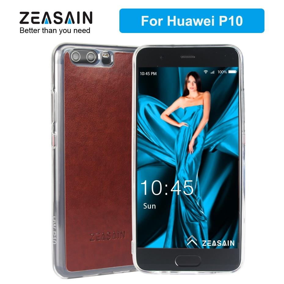 Originalni ZEASAIN 2 mm ultra tanki kofer za Huawei P10 P 10 poklopac - Oprema i rezervni dijelovi za mobitele