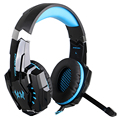 G9000 3.5mm Game Gaming Headphone Headset Earphone With Mic LED Light For  PS4 / Laptop/ Smartphones iPhone 6/6s/6 plus/5s/5c/5