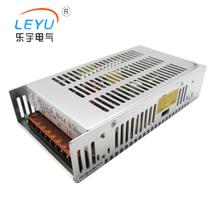 NES Series 200W single output PSU AC to DC 48V NES-200-48 4.4A switching power supply meanwell 12v 75w ul certificated nes series switching power supply 85 264v ac to 12v dc