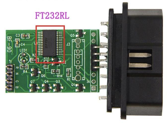 113 Vag 409 chip FDTI 4
