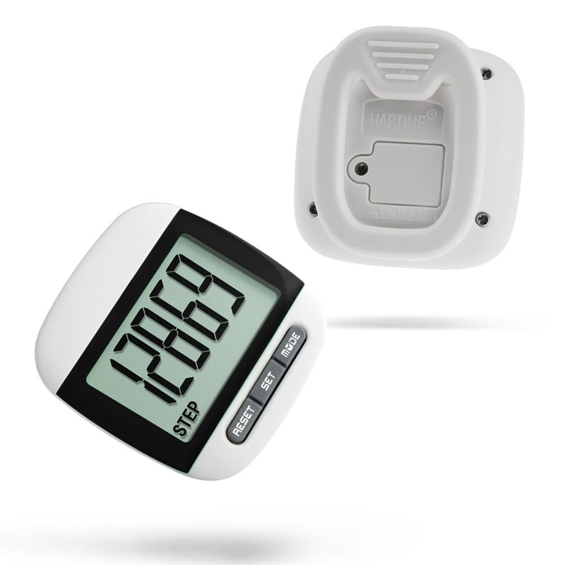 Digital LCD Pedometer Step Counter Losing Weight Steps Movement Distance Calorie Calculation Function Count Pedometers