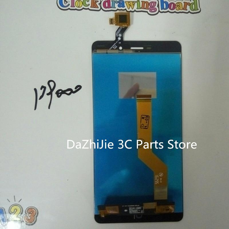 imágenes para Pantalla LCD + Pantalla Táctil Digitalizador Asamblea Para Elephone p9000 Shipping + Número de Pista